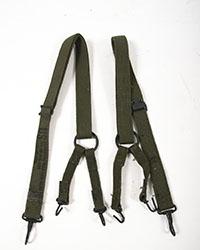 USMC Combat Suspenders, OD7