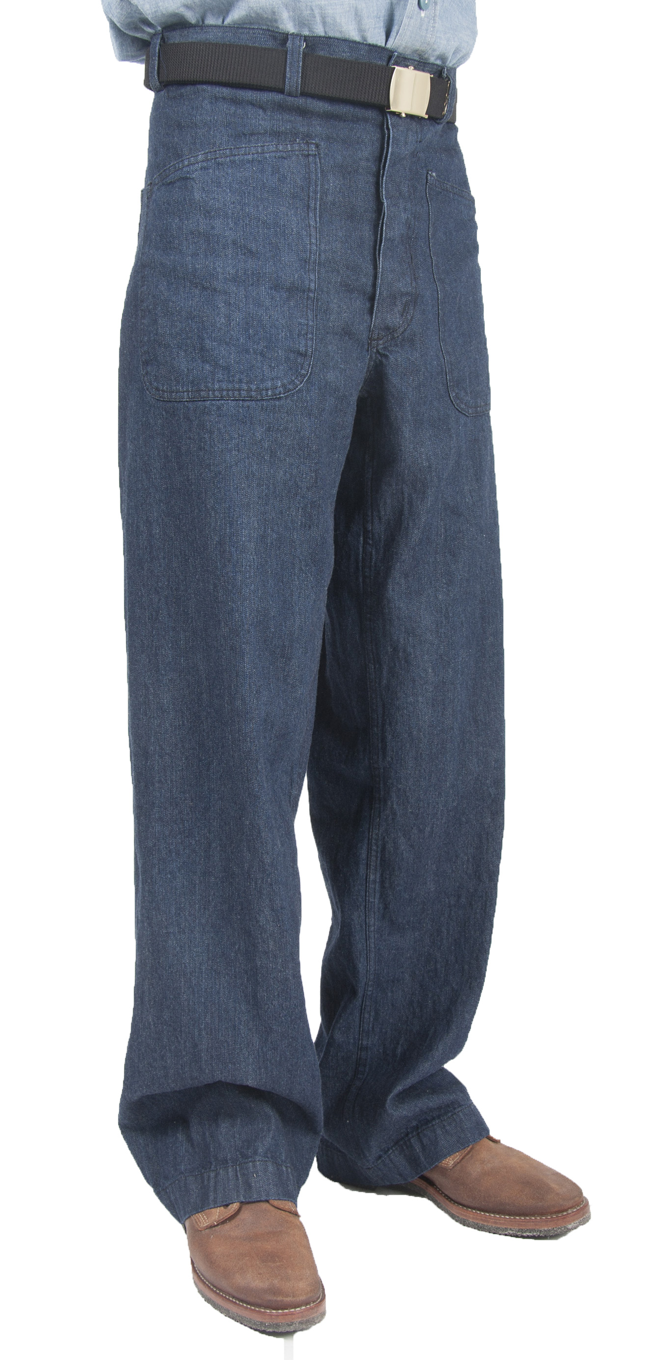 04763489ea94e8 WWII Navy Dungarees   ATF