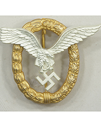 Luftwaffe Pilot/ Observer Badge