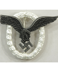 Luftwaffe Pilot Badge