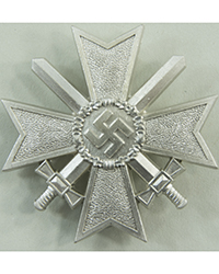 War Merit Cross 1st Class w/ Swords