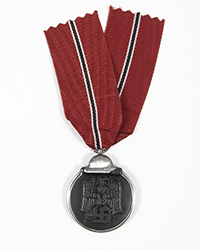 Ost Front Medal with Ribbon