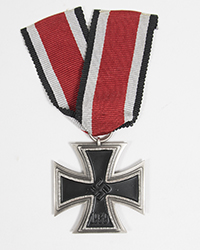 Iron Cross 2nd class with Ribbon WW2