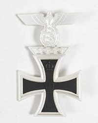 Iron Cross 1st Class w/1939 bar
