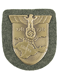 """Krim"" Campaign Shield"