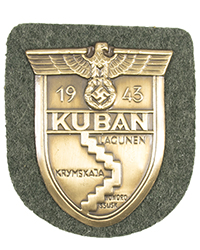 """Kuban"" Campaign Shield"