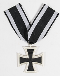 WWI Iron Cross 2nd Class W/Ribbon
