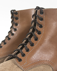 Leather Laces for German Lowboots