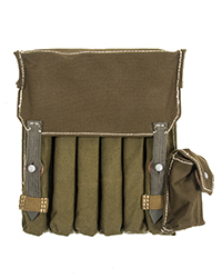 6 Cell MP40 Pouch, bla 1944