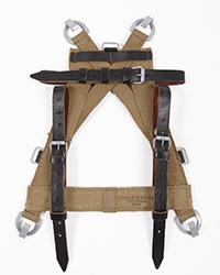 A-Frame w/ Leather Straps