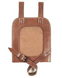 German E-Tool Carrier, Brown