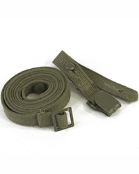 Gas Mask Can Strap Set