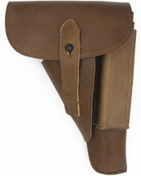 Hi-Power Holster, Brown