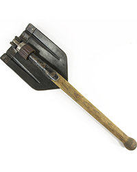 Original German Folding Shovel