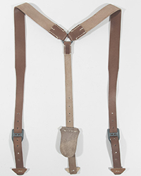 Y-Straps, Lightweight, Brown