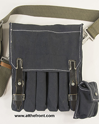 "Luftwaffe MP40 ""6 Pack"" Pouch, Type 1"