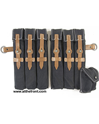 Luftwaffe MP40 Pouches, Type 1
