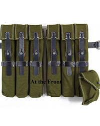 Texled MP40 Pouches, olive/black