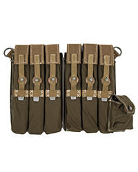 "Texled ""Tropical"" MP40 Pouches"