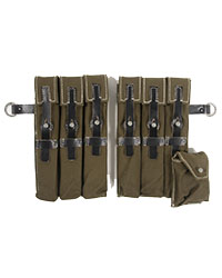 "Texled MP40 Pouches, ""clg"", olive"