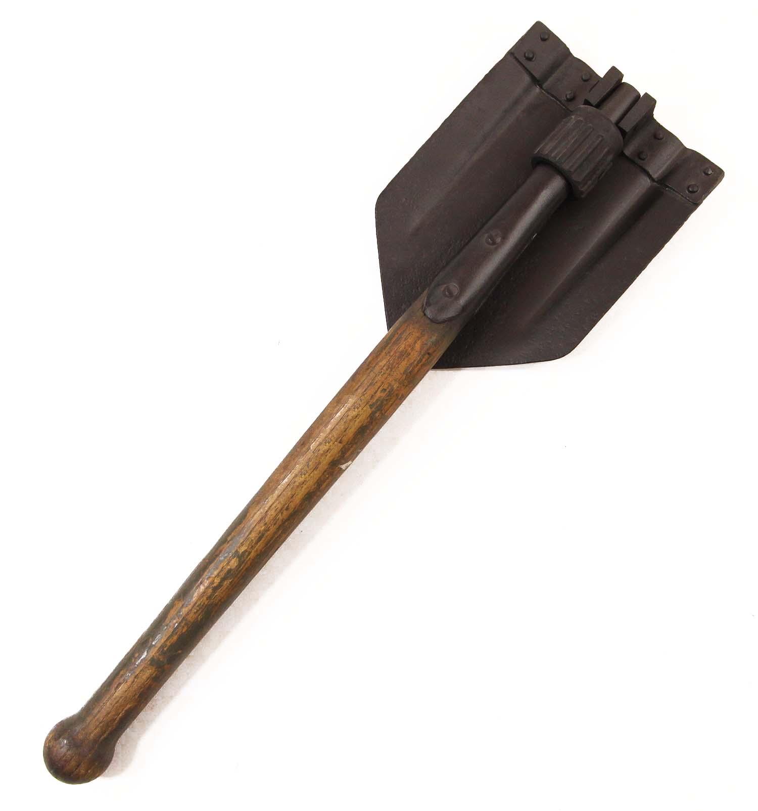 Dutch Folding Shovel