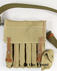 Texled 6 cell MP40 Pouch, Tan