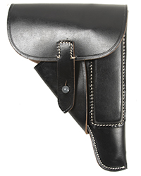 """Soft Shell"" P38 Holster, Black"