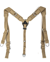 Tropical Y-straps