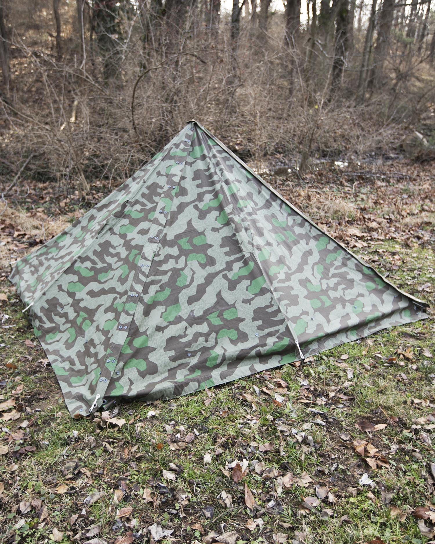 Zeltbahn Tent