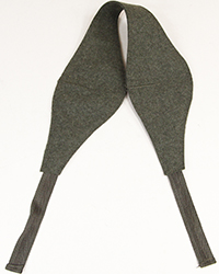 German Ear Muffs, Fieldgray