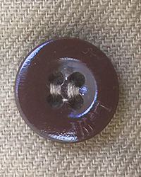 14mm plastic button, Luftwaffe