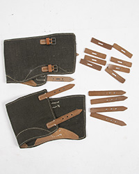 Original Gamaschen Leather Parts