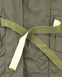 German Parka Webbing, Yard