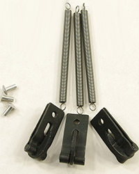 German Rocker Clip Set