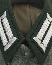 Heer Officer Collar Tabs