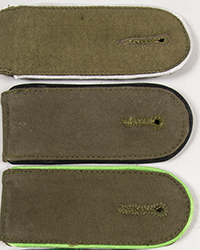 Heer Tropical Shoulder Boards
