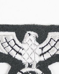 Panzer EM Breast Eagle, Embroidered