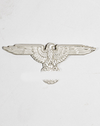 Metal Cap Eagle, Silver