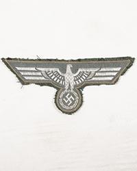 Original Gray Waffenrock Eagle