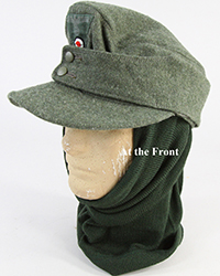 German WWII Toque