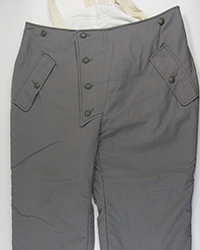 Mouse Gray Winter Trousers