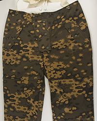 SS Oakleaf Camo Winter Trousers