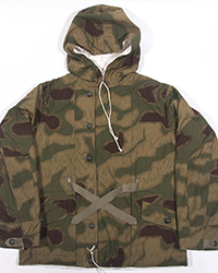 WWII German Marsh Camo Parka
