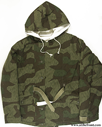 WW2 German Splinter Camo Parka