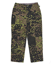Overprint Camo Trousers