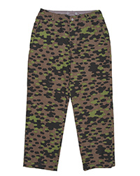Polyspot Camo Trousers
