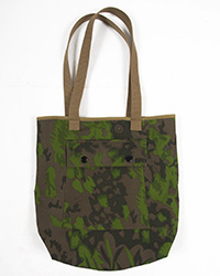 Palm Camo Tote Bag