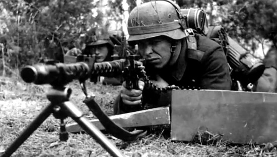 MG34/ 42 Accessories