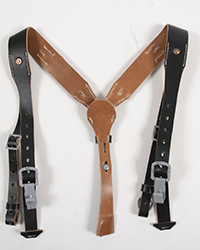 Defect German Combat Y-straps