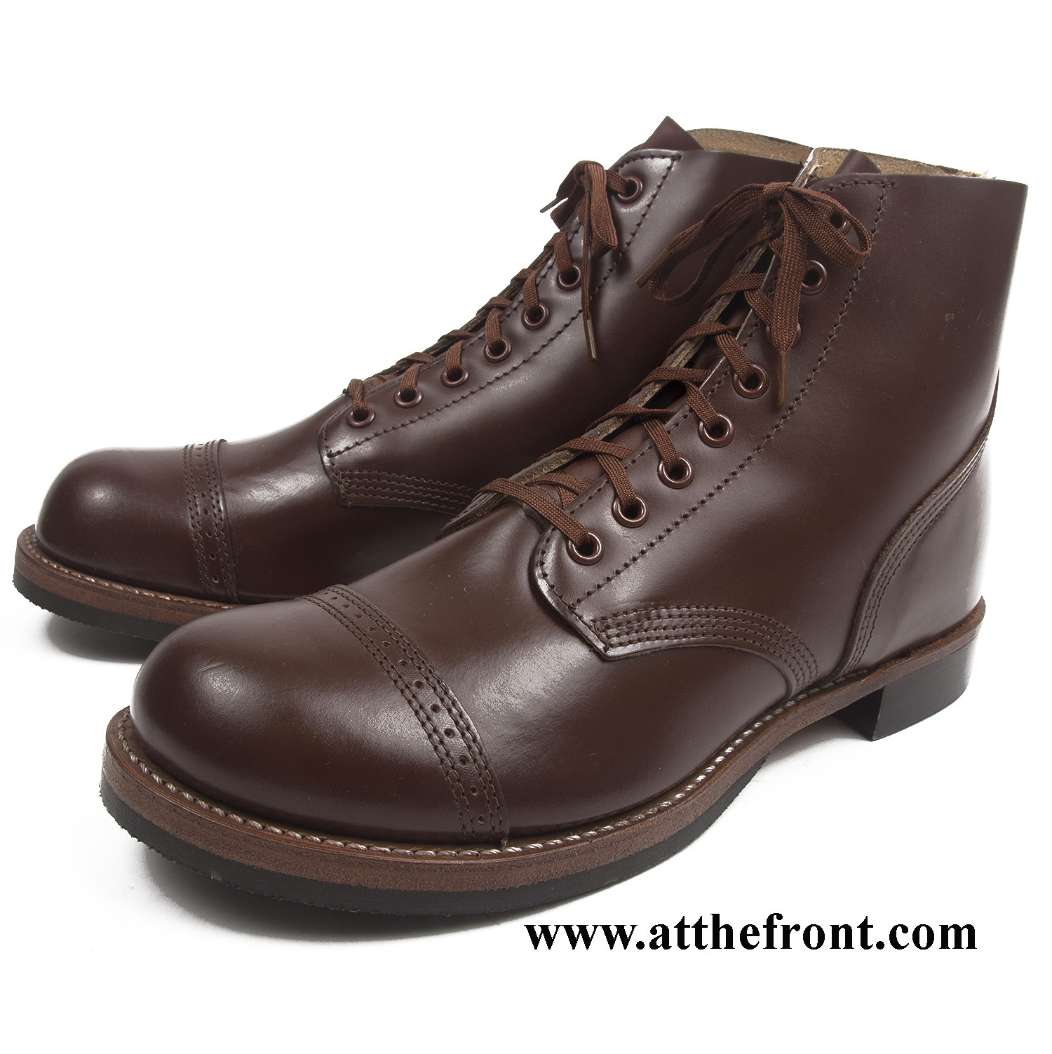 57183491f18b US WWII Service Shoes